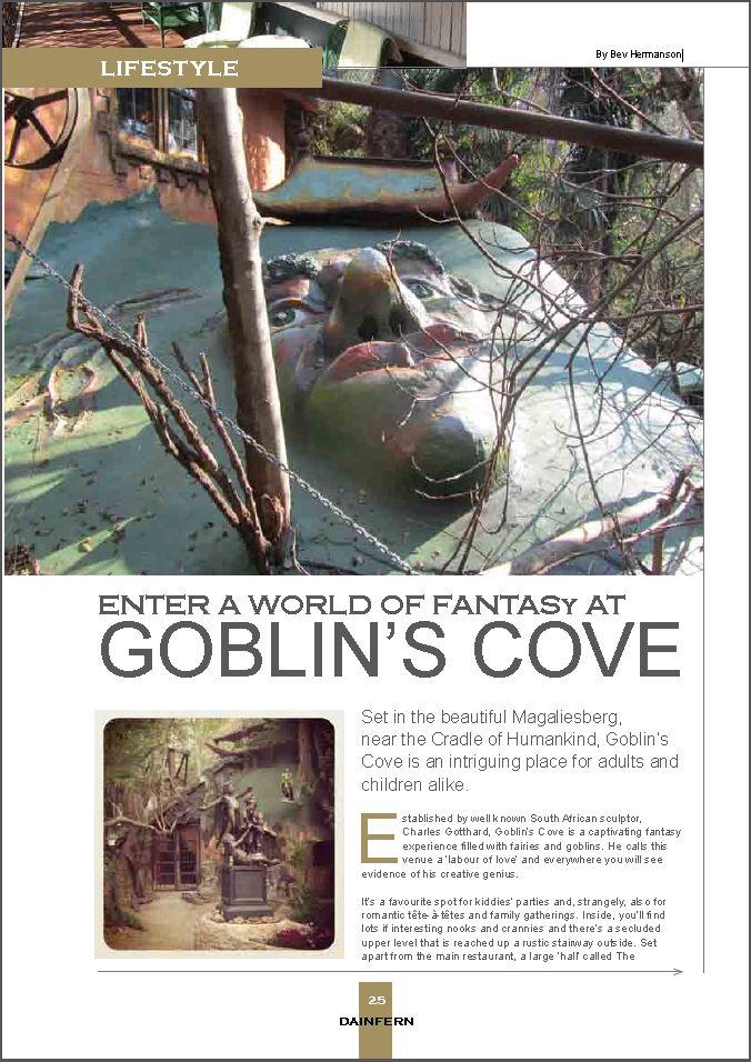 Charles Gotthard Goblins Cove 1
